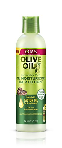 ORS Olive Oil Incredibly Rich Oil Moisturizing Hair Lotion - Olive Oil Growth Lotion