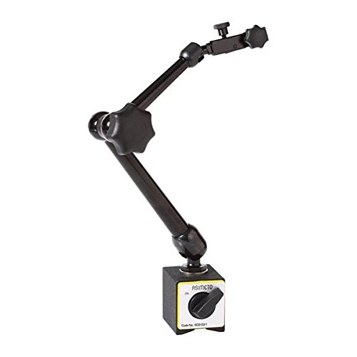 ASIMETO 602-03-1 ASIMETO Articulating Arm Magnetic Base & Indicator Holder - Articulating Mechanism