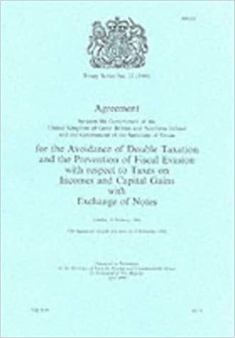 Amazon Agreement Between Govt Of Uk Oman For Avoidance Of