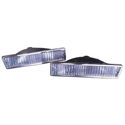 Cutlass Turn Signal (Goodmark Clear Right Side Turn Signal Light for 81-86 Oldsmobile Cutlass Supreme)