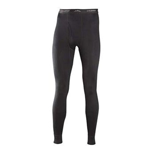coldpruf Men's Classic Pant Black MD 2Pack