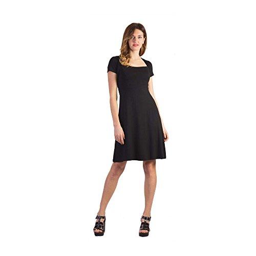 Zergatik Vestido Mujer BANDHA Black