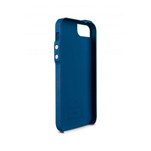 Beyzacases BZ24551 Beyzacases Snap Indigo Blau Case für Apple iPhone 5 / 5S
