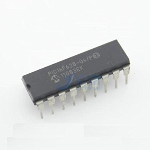 Exiron 1PCS PIC16F628-04/P P16F628 FLASH-Based 8-Bit CMOS Microcontrollers DIP NEW IC by Exiron (Image #3)