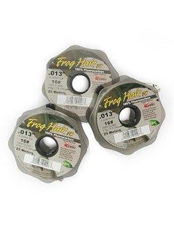 - Frog Hair Fluorocarbon 5x Tippet Spool 25 Meters