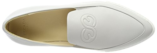 Escada As406, Sneaker a Collo Alto Donna Beige (Vapour)