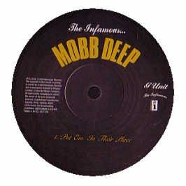 Mobb Deep / Put Em In Their Place (D&B Remix)