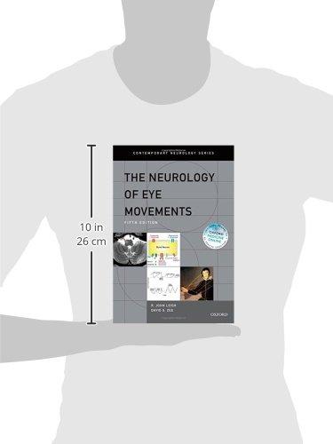 The Neurology of Eye Movements (Contemporary Neurology Series) by Oxford University Press