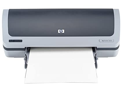 HP Deskjet 3650 Color Inkjet Printer Windows 7 64-BIT