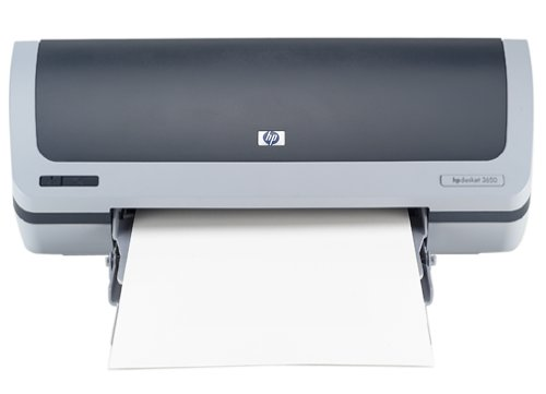 HP DeskJet 3650 Color Inkjet Printer (Hp Deskjet Printers Drivers)