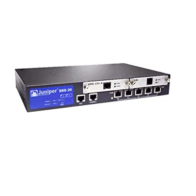 Juniper Networks SSG-20-SH 256MB Security Services Gateway
