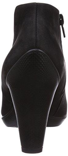 black Starbuck02001 Ecco Donna Nero Tacco Con Sculptured 75 schwarz Scarpe qrzwq8A7
