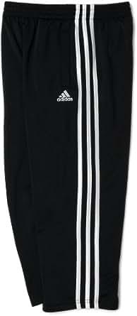 adidas Toddler Boys' Tricot Pant, Black, 2T