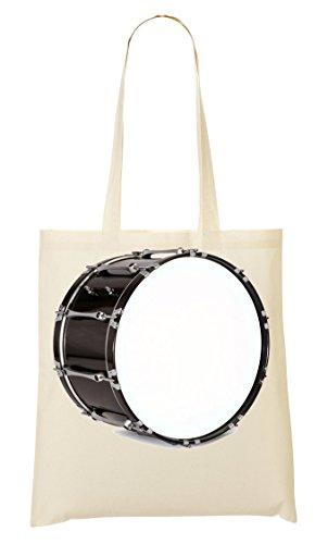 CP Bass Drum Graphic Bolso De Mano Bolsa De La Compra