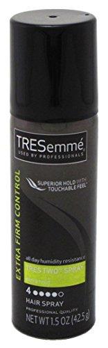 TRESemmé TRES Two Aerosol Hair Spray Extra Hold 1.5 oz