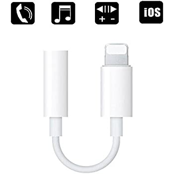 Amazon.com: Apple Lightning to 3.5mm Headphone Jack