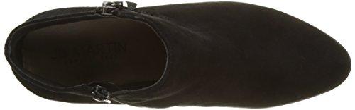 Jb Martin 2tempete H17, Women's Ankle Boots Noir (Chevre Velours Noir)