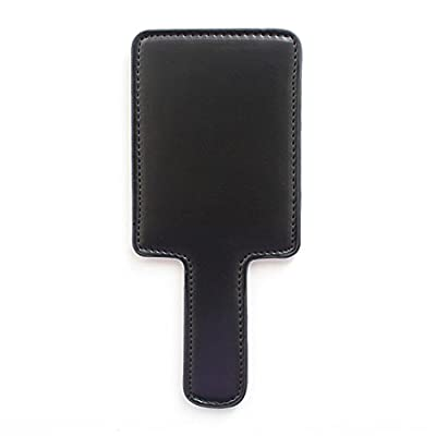 PU Leather Sexy Slave Spanking Paddle for couples