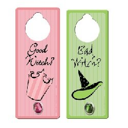 Wizard Of Oz Door - Wizard Of Oz Which Witch Door Hanger