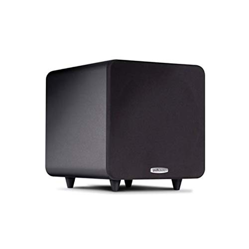 "Polk Audio PSW111 Compact Powered 8"" Subwoofer 