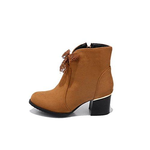 Jaune Sandales Femme Balamasa Abl09991 Compensées OYW8T