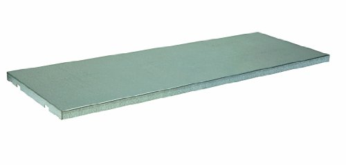 Justrite 29937 Spill Slope 39.375'' x 14'' (L x W) Shelf Cabinet Accessories by Justrite