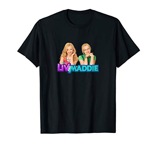 Disney Channel Liv and Maddie T-Shirt
