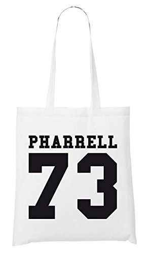 Pharrell 73 Bolsa Blanco