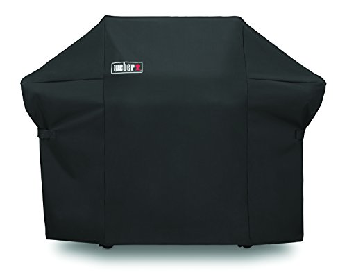 - Weber 7108 Grill Cover with Storage Bag for Summit 400-Series Gas Grills