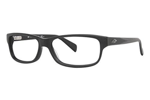 Smith Optics Oceanside Mens Eyeglass Frames - Matte Black