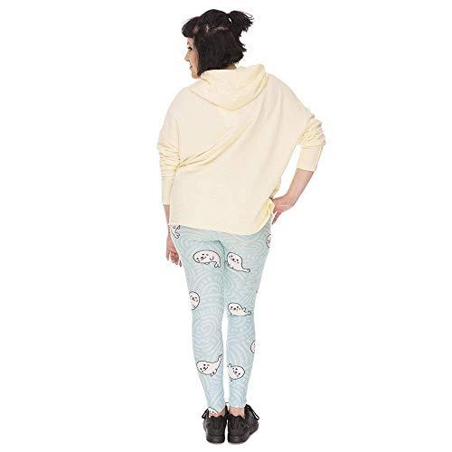 Pantalones Regordetas Elásticos Polainas Grande Agujeros Fashion Lannister Lgd45766 Lago Leggins Talla Del Yoga Alta De Impreso Pequeños Moda Mujeres Wen Cintura qx5pCH