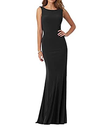 Lafee Bridal Women's Beaded Mermaid Prom Dresses Sexy Long Evening Party Dress Royal Blue Size 22W