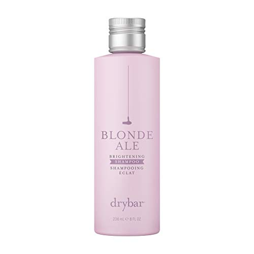 Drybar Blonde Ale Brightening Shampoo, 8 Ounces (Best Shampoo For Really Dry Hair)