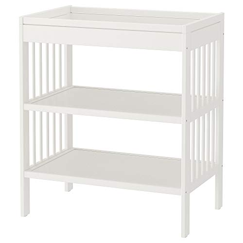 IKEA.. 803.070.39 Gulliver Changing Table, White