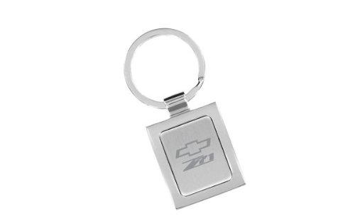 Chevrolet Z71 Square Shape Key Chain Keychain Fob
