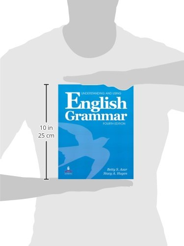Understanding and Using English Grammar, 4th Edition (Book & Audio CD) by Betty Schrampfer Azar (Image #1)