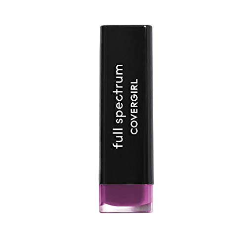 Covergirl Color Idol, Satin Lipstick, Charms, 0.12 Ounce