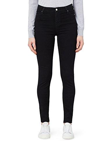 MERAKI Women's Super Stretch Regular Rise Skinny Jeans