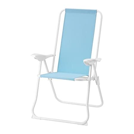 Admirable Hamo Reclining Chair Foldable Light Blue Ikea Of Sweden Squirreltailoven Fun Painted Chair Ideas Images Squirreltailovenorg