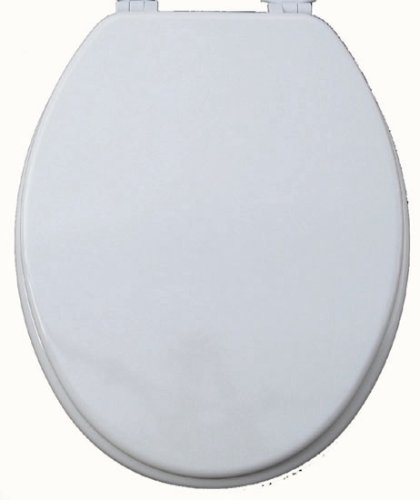 Trimmer Molded Wood Solid Toilet Seats by Trimmer (Image #1)