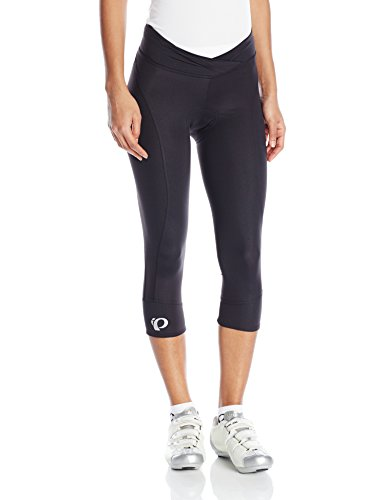Pearl Izumi - Ride Women's Elite Escape 3/4 Tights, Black Texture, Medium ()