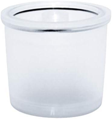ネスカフェ専用 コーヒーカプセル コーヒーフィルター 再利用可能 詰め替えポッド クリア