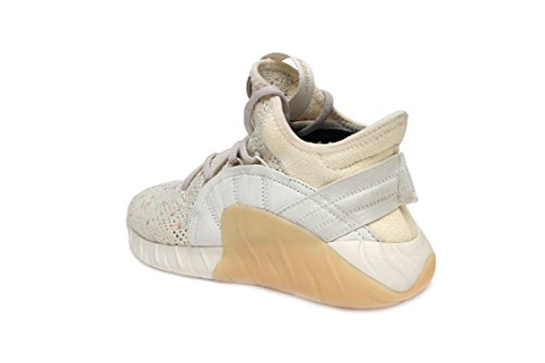 Tubular Rise Mens in Core White/Silver by Adidas, 7