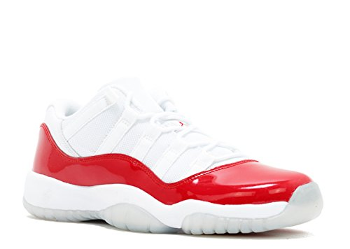 AIR JORDAN 11 RETRO LOW BG (GS) 2016 RELEASE - 528896-102