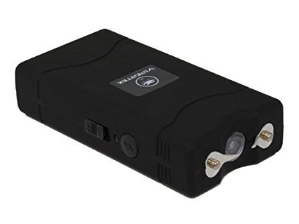 VIPERTEK Mini Stun Gun VTS-880 60 Million Volt Rechargeable LED Flashlight (Iphone 5 Cases Spike)