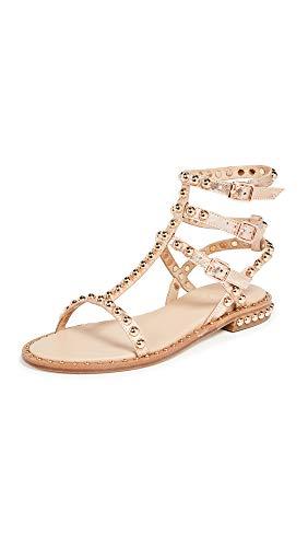 Ash Women's Play Sandals, Rame, Rose Gold, Metallic, Gold, 38 M EU