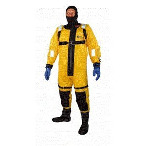 Ice Rescue Suit Commander - Mustang Ice Commander Rescue Suit