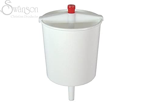 Communion Cup Filler - One Handed Button Release