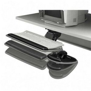 Fellowes Keyboard Tray 93841 by Fellowes