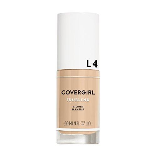 COVERGIRL Trublend Liquid Makeup Classic Beige L4 1 Fl Oz, 1